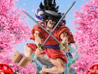 Imagen de Figuarts Zero One Piece: Kozuki Oden -Extra Battle-