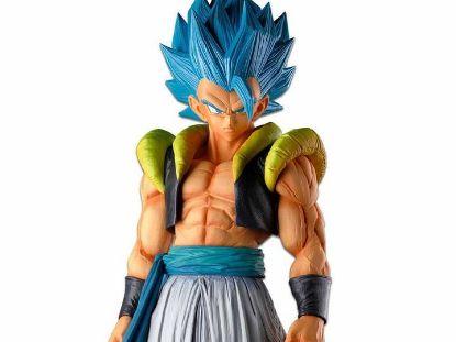 Imagen de Banpresto: Dragon Ball Super - Super Master Stars Piece Gogeta The Brush Super Saiyan Blue