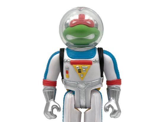 Imagen de ReAction Figure - Teenage Mutant Ninja Turtles TMNT: Wave 2 - Space Cadet Raphael