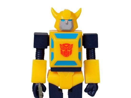 Imagen de ReAction Figure - Transformers: Bumblebee