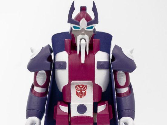 Imagen de ReAction Figure - Transformers: Wave 2 - Alpha Trion