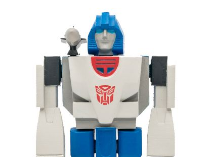 Imagen de ReAction Figure - Transformers: Wave 2 - Mirage