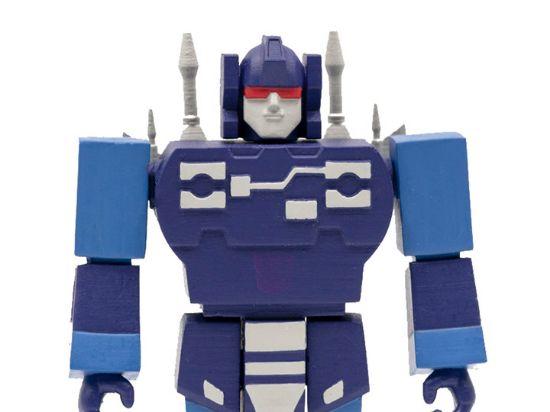 Imagen de ReAction Figure - Transformers: Wave 2 - Rumble