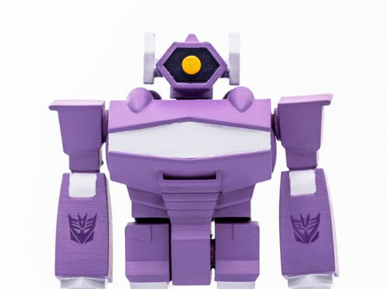 Imagen de ReAction Figure - Transformers: Wave 2 - Shockwave