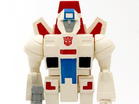 Imagen de ReAction Figure - Transformers: Wave 2 - Skyfire