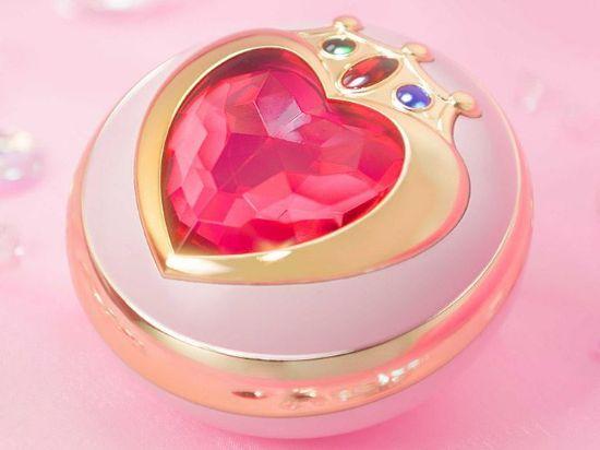 Imagen de Proplica Sailor Moon Sailor Chibi Moon Prism Heart Compact