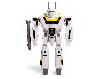 Imagen de ReAction Figure - Robotech: Wave 1 - Valkyrie VF-1S