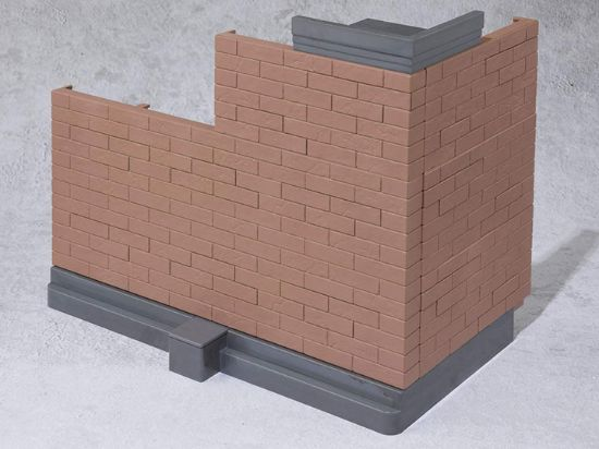 Imagen de Tamashii Option Brick Wall (Brown)