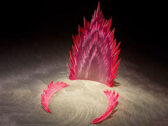 Imagen de S.H. Figuarts Energy Aura Red Ver.