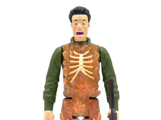 Imagen de ReAction Figure - Mars Attacks: Burning Skeleton Human