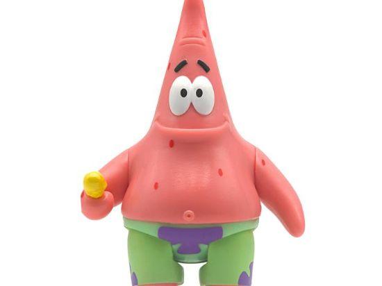 Imagen de ReAction Figure - Spongebob Wave1: Patrick - Patricio