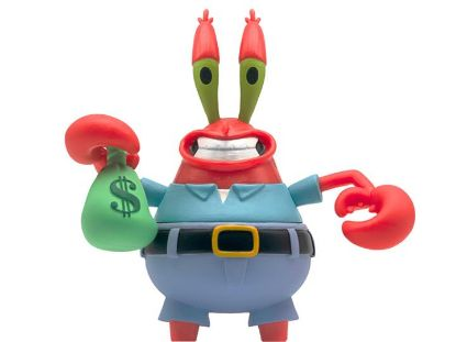 Imagen de ReAction Figure - Spongebob Wave1: Mr. Krabs - Don Cangrejo