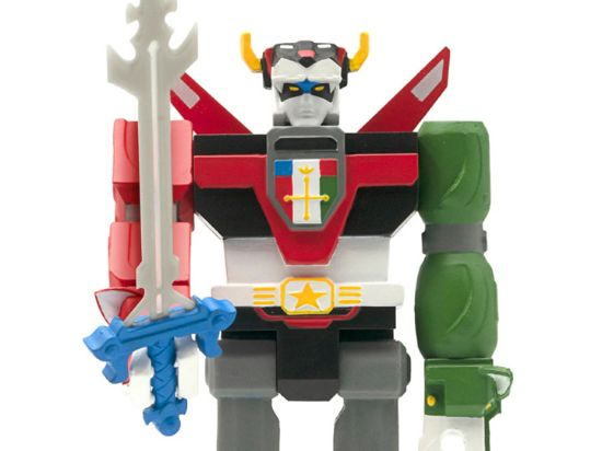 Imagen de ReAction Figure - Voltron Defender of the Universe