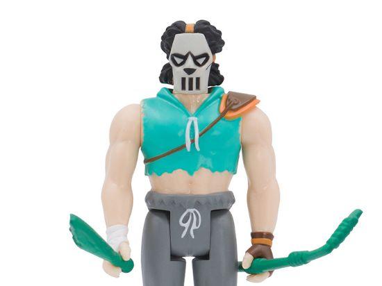 Imagen de ReAction Figure - Teenage Mutant Ninja Turtles TMNT Wave3: Casey Jones