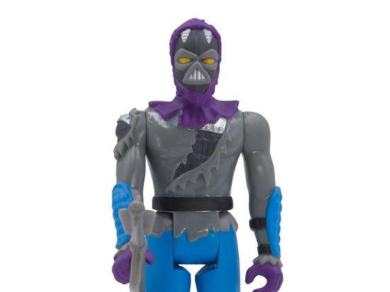 Imagen de ReAction Figure - Teenage Mutant Ninja Turtles TMNT Wave3: Damage Foot Soldier