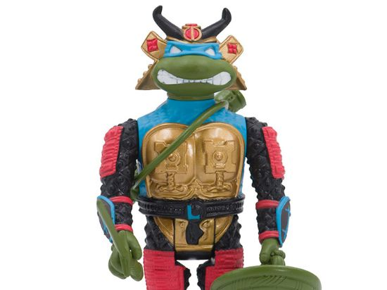 Imagen de ReAction Figure - Teenage Mutant Ninja Turtles TMNT Wave3: Samurai Leonardo
