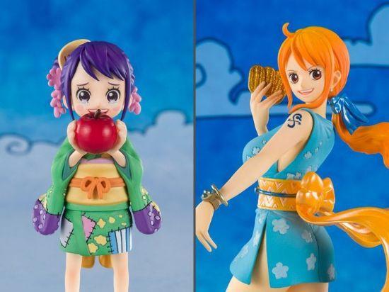Imagen de Figuarts Zero Nami (Onami) and O-Tama - One Piece