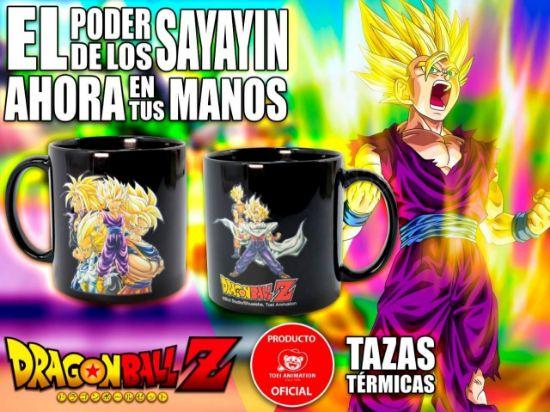 Imagen de Taza Dragon Ball Z - Gohan SS2