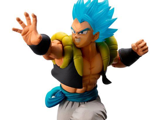 Imagen de Dragon Ball Super Ichibansho Super Saiyan God Super Saiyan Gogeta