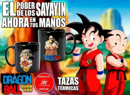 Imagen de Taza Dragon Ball - Goku y Krillin