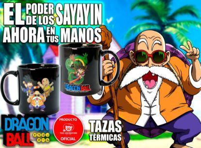 Imagen de Taza Dragon Ball - Master Roshi